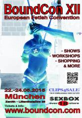 BoundCon XII European Fetish Convention