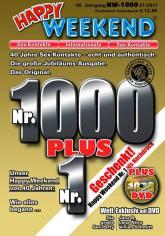 HW Ausgabe 1.000 - Jetzt im Handel!