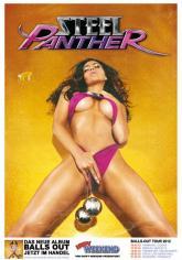 """Porno-Metaller """"Steel Panther"""" auf Tour - Seid auf der Bühne dabei!"""