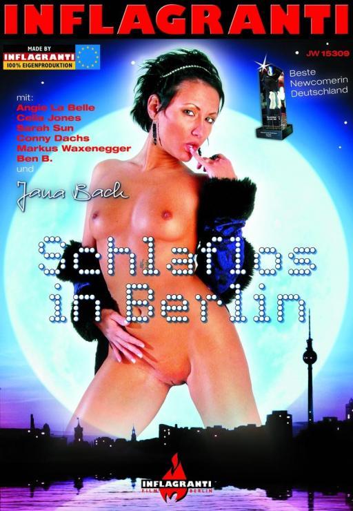 Jana Bach - Schlaflos in Berlin
