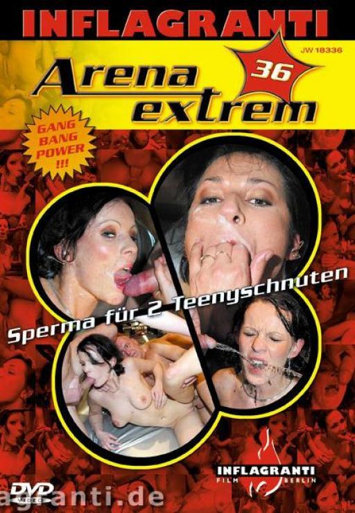 Arena Extrem 36 Sperma für 2 Teenyschnuten